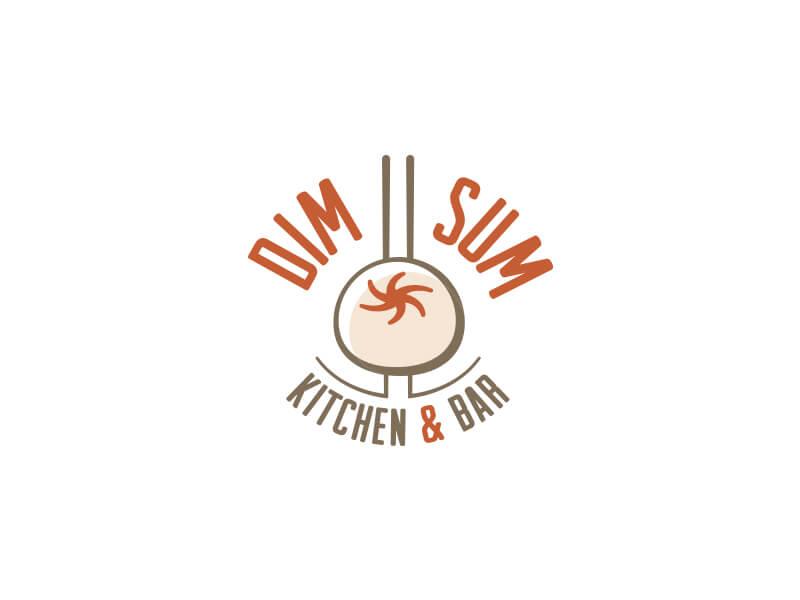 DimSum Kitchen&Bar Logo